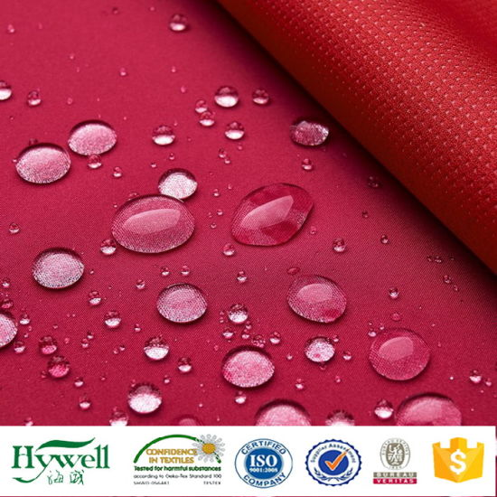 Windblock Softshell Fabric for Jacket Fabrics