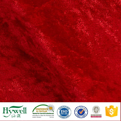 Stretch Panne Velvet Velour Fabric for Clothes