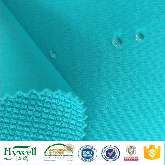 3 Layers TPU Breathable Membrane Softshell Fabric with Bonding Fleece