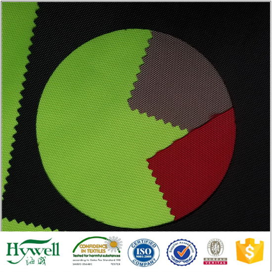 600d Polyester Waterproof Oxford Fabric