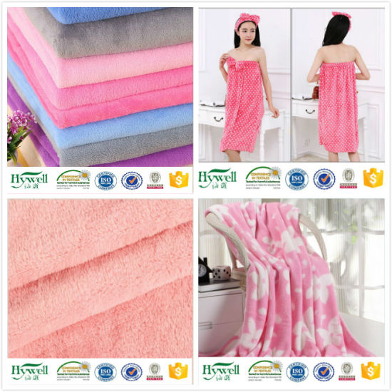 Cheap Price Super Soft Fleece Fabric