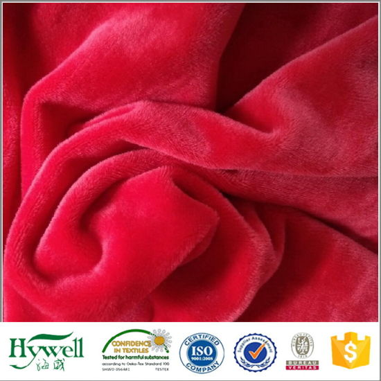 Polyester Spandex Elastic Fabric