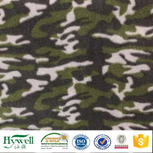 100% Polyester Print Micro Polar Fleece Fabric