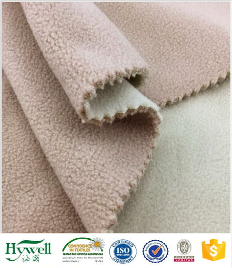 Anti Pilling Polar Fleece Fabric for Hoodie & Jacket