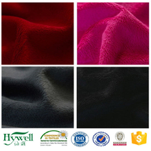 Good Quality 100% Polyester 3mm Printed Velboa