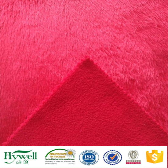 2 Layer Polyester Jacket Hoodie Sweatshirt Softshell Fleece Fabric