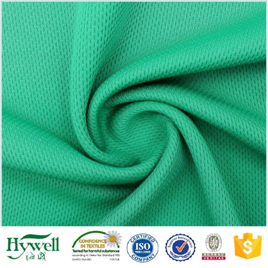 Most Popular Team Sportswear Birdeye Mesh Fabric